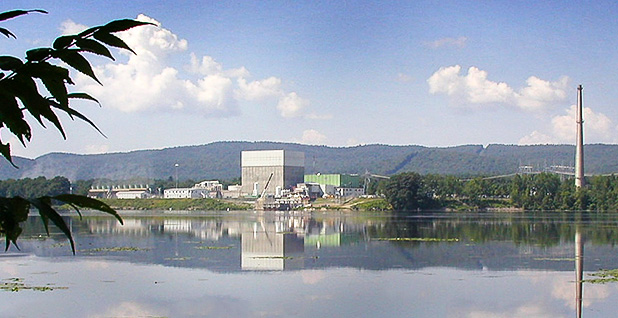 Vermont Yankee Nuclear Power Station. Photo credit: Entergy Corp.