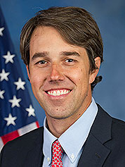 Rep. Beto O'Rourke (R-Texas). Photo credit: Congress/Wikipedia