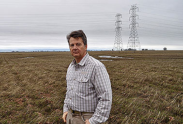California farmer John Duarte. Photo credit: Jeremy P. Jacobs/E&E News