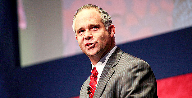 Heartland Institute President Tim Huelskamp. Photo credit: Gage Skidmore/Flickr