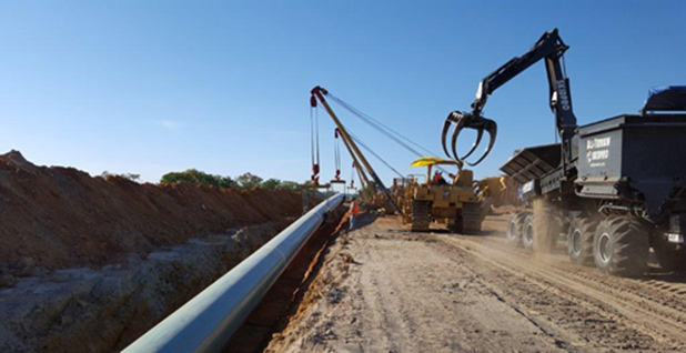 Sabal Trail pipeline. Photo credit: Sabal Trail Transmission LLC