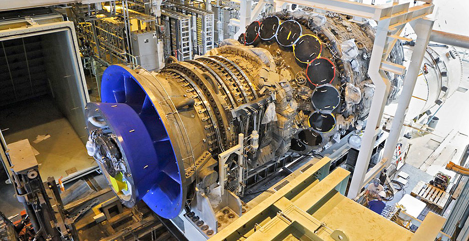 Ge Gas Turbine >> Technology The Wonder And Woe Of Ge S Turbine Business Thursday
