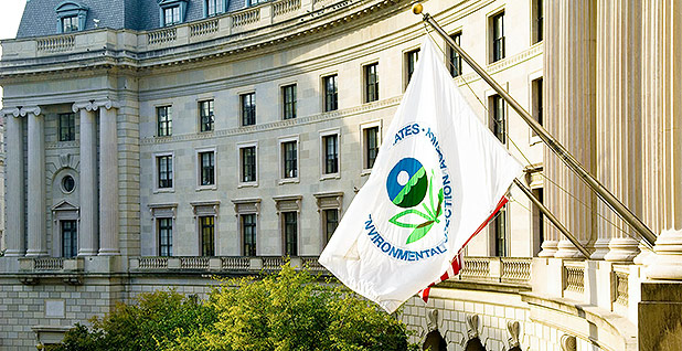 U.S. EPA headquarters in Washington. Photo credit: EPA/Flickr