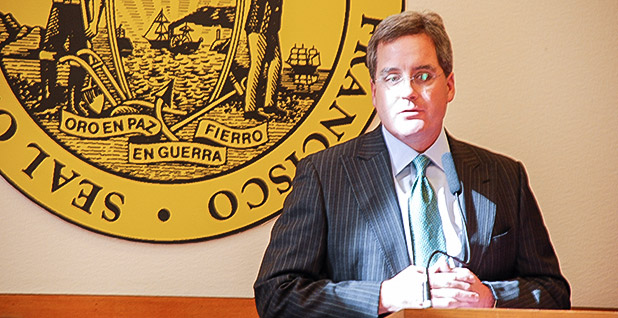 San Francisco City Attorney Dennis Herrera. Photo credit: Dennis Herrera/Flickr