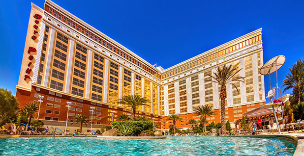 South Point Hotel, Casino and Spa. Photo credit: South Point Hotel, Casino and Spa