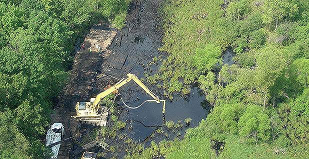 PIPELINES: EPA and PHMSA clashed on Enbridge spill penalty