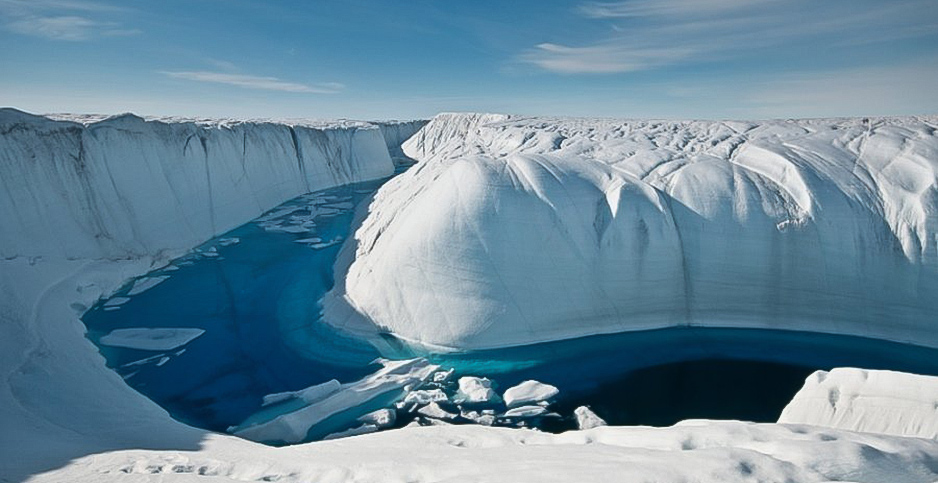 SCIENCE: Why are glaciers melting from the bottom? It\'s complicated ...