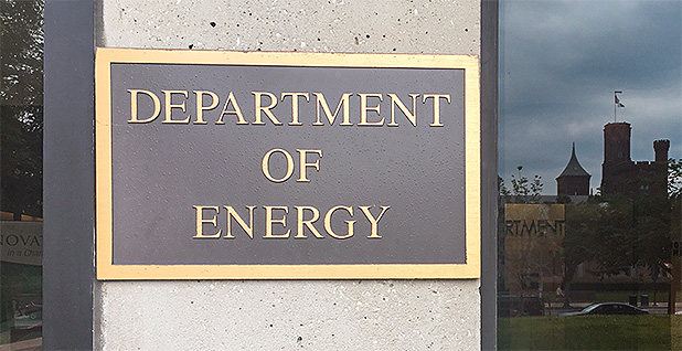 Energy Department headquarters. Photo credit: Claudine Hellmuth/E&E News