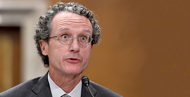 Bill Wehrum. Photo credit: Ron Sachs/picture-alliance/dpa/AP Images