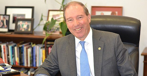 Sen. Tom Udall (D-N.M.). Photo credit: Corbin Hiar/E&E News