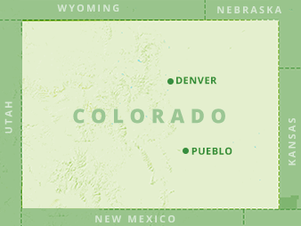 Map of Pueblo Colorado. Map credit: Claudine Hellmuth/E&E News