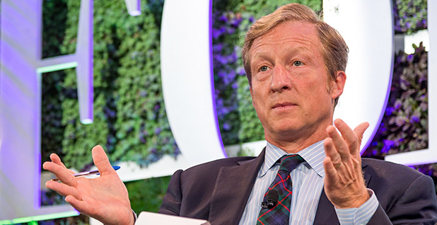 Tom Steyer. Photo credit: Fortune Live Media/Flickr