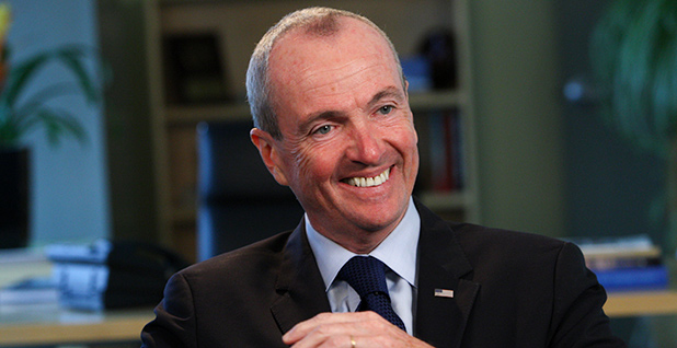 New Jersey Gov. Phil Murphy (D). Photo credit: Phil Murphy/Flickr