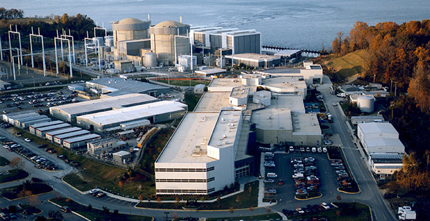 Calvert Cliffs nuclear. Photo credit: Nuclear Regulatory Commission/Flickr