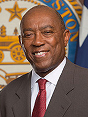 Houston Mayor Sylvester Turner. Photo credit: City of Houston