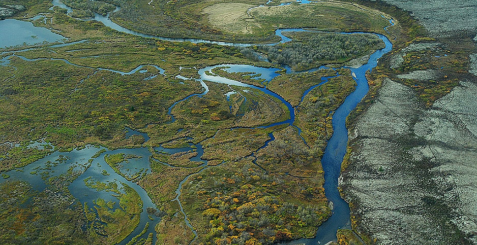 Alaska's Bristol Bay watershed. Photo credit: EPA/Flickr