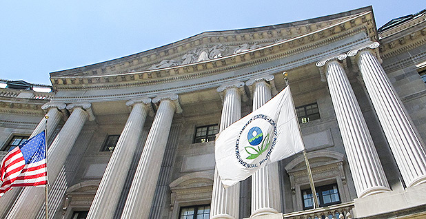 EPA building in Washington. Photo credit: Natural Resources Defense Council/Flickr