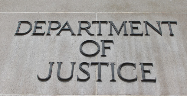Justice Department headquarters in Washington. Photo credit: John Taylor/Flickr