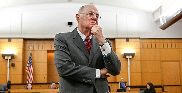 Justice Anthony Kennedy. Photo credit: Rich Pedroncelli/Associated Press