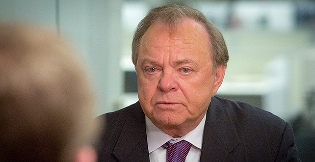 Harold Hamm. Photo credit: Bebeto Matthews/Associate Press