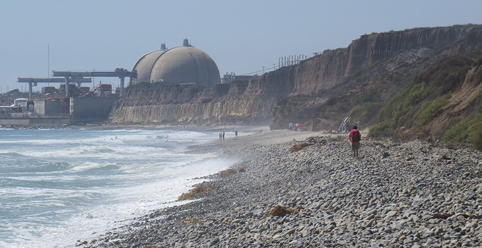 San Onofre nuclear plant. Photo credit: Luke Jones/Flickr