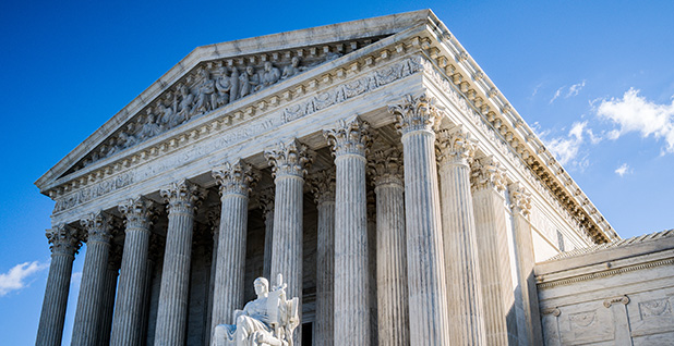 U.S. Supreme Court Building in Washington, D.C. Photo credit: Phil Roeder/Flickr