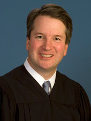 Brett Kavanaugh. Photo credit: U.S. Court of Appeals for the District of Columbia Circuit/Wikipedia