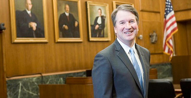 Brett Kavanaugh. Photo credit: U.S. Court of Appeals for the District of Columbia Circuit
