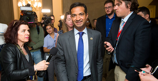 Rep. Carlos Curbelo (R-Fla.) Photo credit: Tom Williams/CQ Roll Call/Associated Press