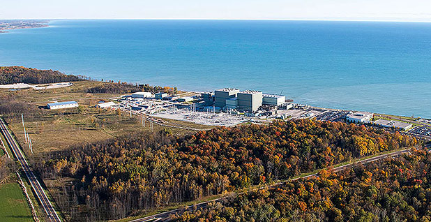 NextEra Energy Inc.'s Point Beach Nuclear Plant near Two Rivers, Wis. Photo credit: NextEra