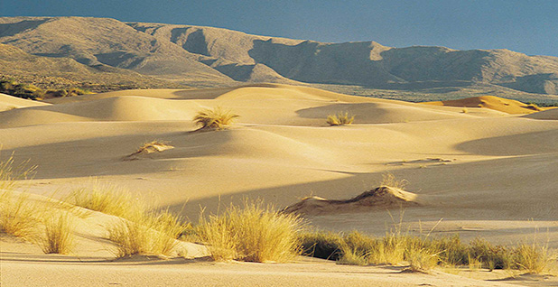 South Africa sand. Photo credit: South African Tourism/Flickr