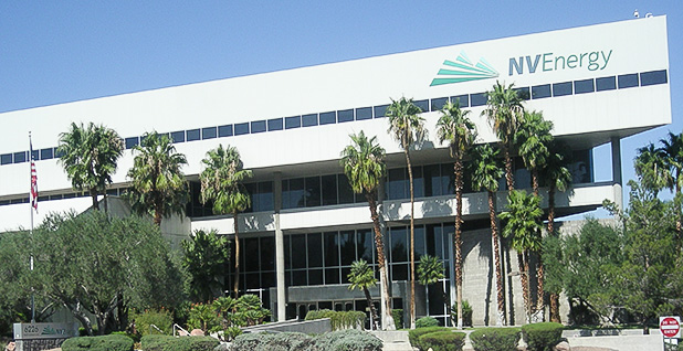 NV Energy's corporate headquarters in Las Vegas. Photo credit: Reliathon/Wikipedia
