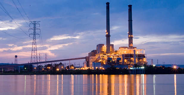 Widows Creek Fossil Plant in Stevenson, Ala. Photo credit: Tennessee Valley Authority/Flickr