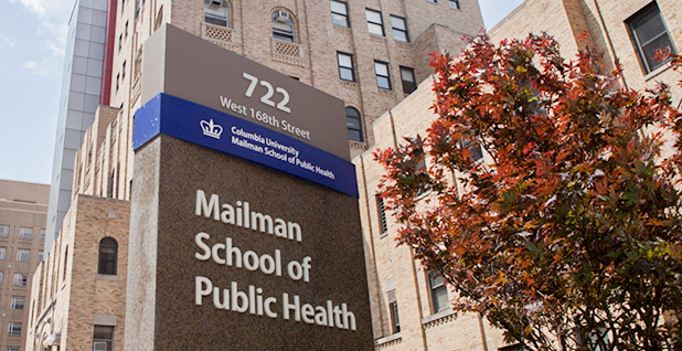 Mailman School of Public Health. Photo credit: Columbia University