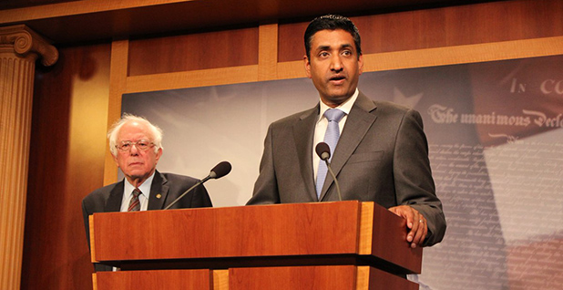 Rep. Ro Khanna (D-Calif.). Photo credit: @RepRoKhanna/Twitter