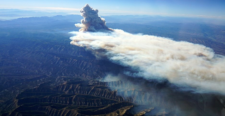 WILDFIRES: Smoke deaths could double by 2100 — study -- Tuesday ...