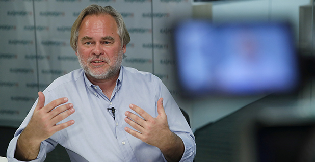 Eugene Kaspersky. Photo credit: Maxim Shemetov/Reuters/Newscom