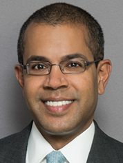 Kannan Shanmugam. Photo credit: Williams & Connolly LLP