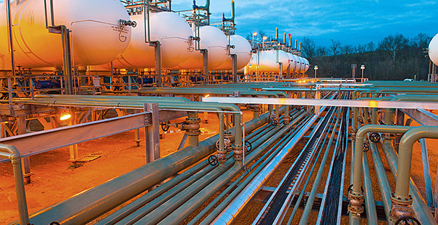 Natural gas plant in Scio, Ohio. Photo credit: Bilfinger SE/Flickr