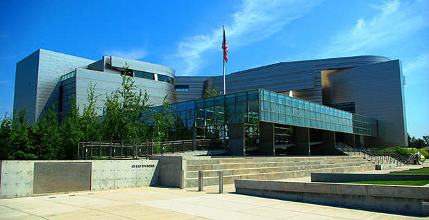 Federal courthouse in Eugene Ore