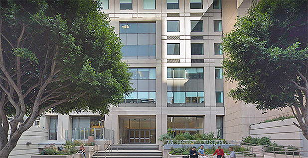EPA Region 9 headquarters in San Francisco. Photo credit: ©2018 Google