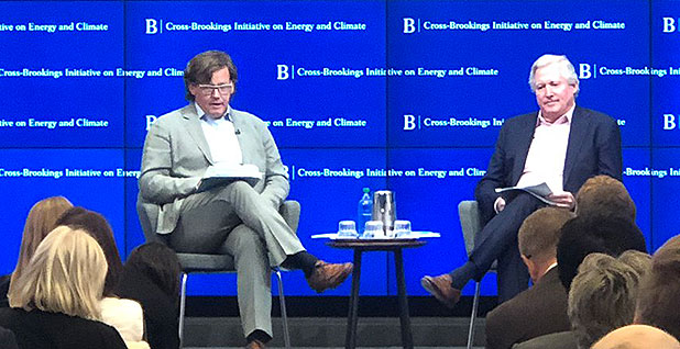 Exelon CEO Chris Crane. Photo credit: @BrookingsFP/Twitter