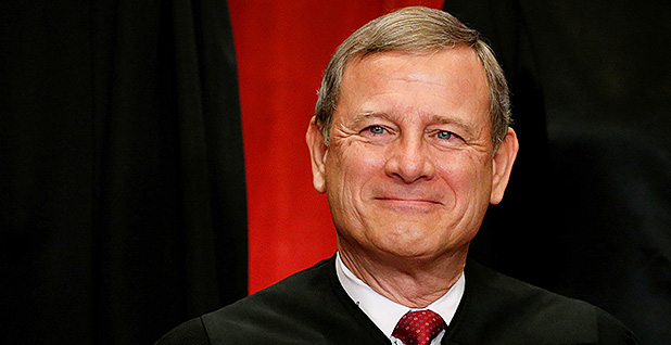 Supreme Court Chief Justice John Roberts. Photo credit: Jonathan Ernst/Reuters/Newscom