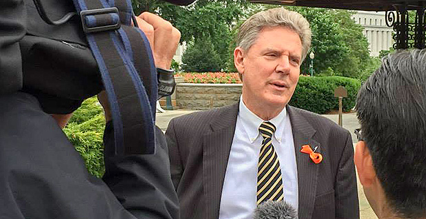 Rep. Frank Pallone (D-N.J.). Photo credit: Pallone/Facebook