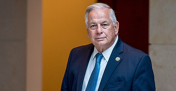 Rep. Gene Green (D-Texas). Photo credit: Bill Clark/CQ Roll Call/Newscom