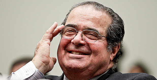 Antonin Scalia. Photo credit: Stephen Masker/Wikipedia