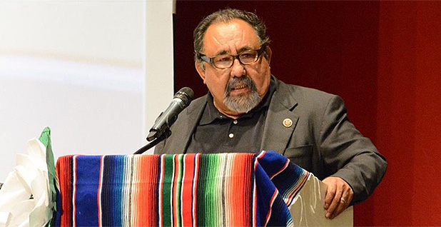 Rep. Raul Grijalva (D-Ariz.). Photo credit: Grijalva/Facebook