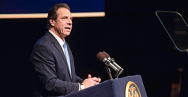 New York Gov. Andrew Cuomo (D). Photo credit: Michael Appleton/Mayoral Photography Office