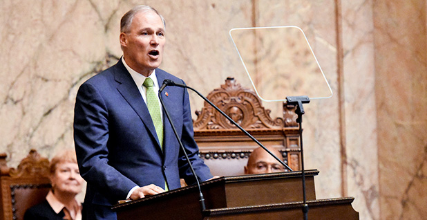 Washington Gov. Jay Inslee (D). Photo credit: Jay Inslee/Flickr
