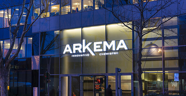 Arkema building. Photo credit: @Arkema_group/Twitter